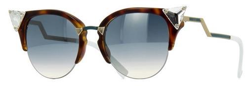 Óculos de Sol Feminino Fendi - FF0041/S.VIO52G5