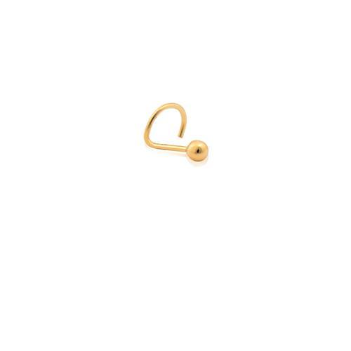Piercing de Ouro 18k de Bolinha