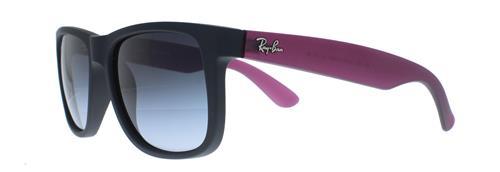 Óculos de Sol Unissex Ray Ban Justin - RB4165L.61748G55