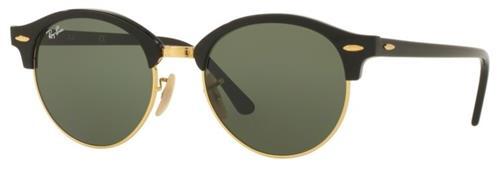 Óculos de Sol Unissex Ray Ban CLUBROUND - RB4246.901.51