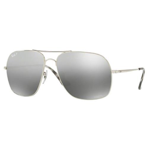 Óculos de Sol Unissex Ray Ban CHROMANCE - RB3587CH.003/5J61