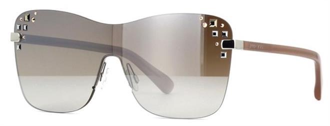 88b4aa475 Óculos de Sol Feminino Jimmy Choo Mask - MASK/S.137 - MASK/S.137 ...