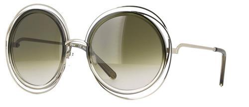 Óculos de Sol Chloé Coloured Carlina CE120S.775