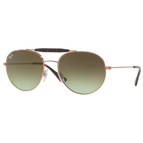 Óculos de Sol Unissex Ray Ban - RB3540L.9002A656