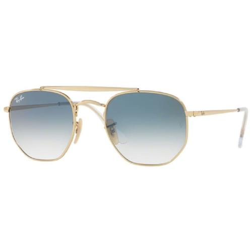 Óculos de Sol Unissex Ray Ban MARSHAL - 0RB3648 001/3F54