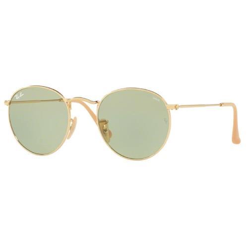 Óculos de Sol Unissex Ray Ban Round - RB344790644C53