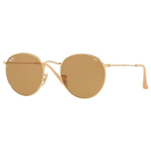 Óculos de Sol Unissex Ray Ban Round - RB3447.90644I50