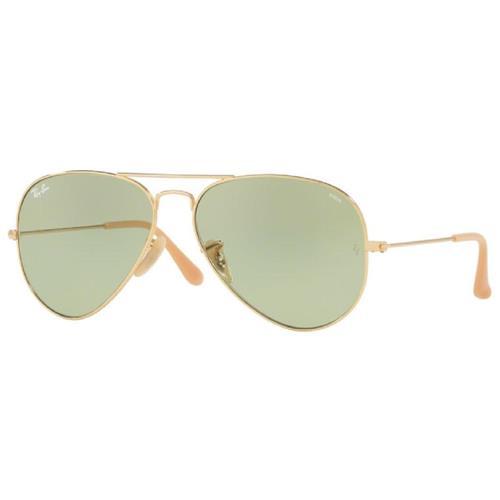 Óculos de Sol Unissex Ray Ban Aviator - RB3025.90644C58