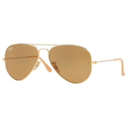 Óculos de Sol Unissex Ray Ban Aviator - RB3025.90644I58