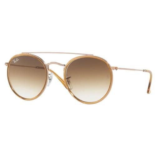 Óculos de Sol Unissex Ray Ban ROUND DOUBLE BRIDGE - 0RB3647N 90705151
