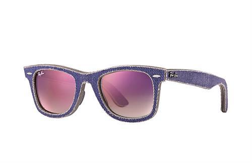 Óculos de Sol Unissex Ray Ban Wayfarer Classic - RB2140.1167S5.50