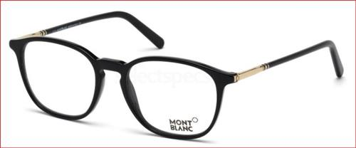 Armação Masculina Mont Blanc - MB0539.001.50