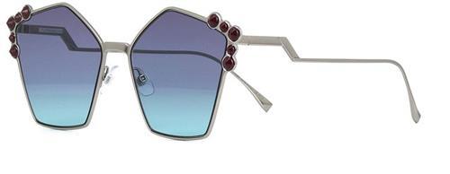 Óculos de Sol Feminino Fendi - FF 0261/S 6LB 57JF
