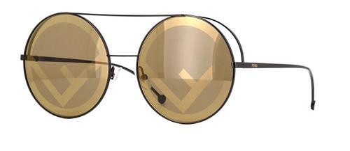 Óculos de Sol Feminino Run Away Fendi - FF 0285/S 09Q 63EB