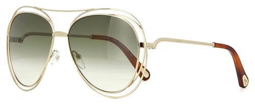 Óculos de Sol Feminino Chloé Carlina - CE134S.792