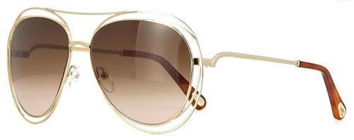 Óculos de Sol Feminino Chloé Carlina - CE134S.791