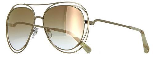 Óculos de Sol Feminino Chloé Carlina - CE134S.794