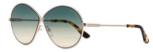 Óculos de Sol Feminino Tom Ford - TF564.28P64