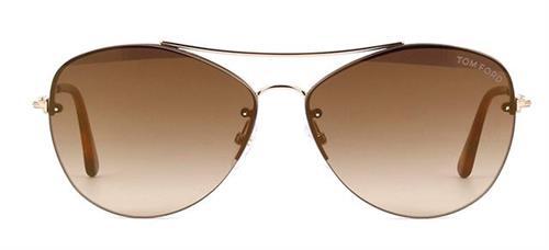 Óculos de Sol Feminino Tom Ford - TF566.28G60