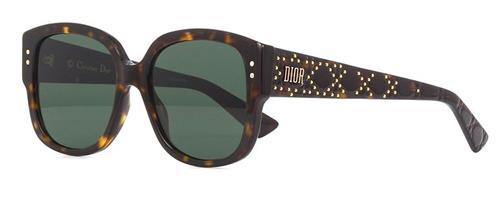 Óculos de Sol Feminino Dior Lady - LADYDIORSTUDS.086