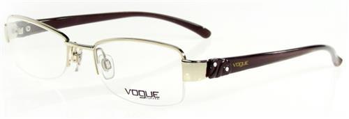 Armação Feminina Vogue - VO3857BL.92550