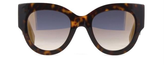 0d8fbf578c6e6 Óculos de Sol Feminino Fendi - FF 0264 S 086 51FQ - FF 0264 S 086 ...