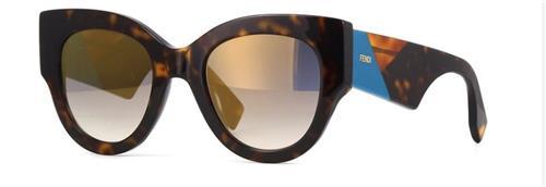 Óculos de Sol Feminino Fendi - FF 0264/S 086 51FQ