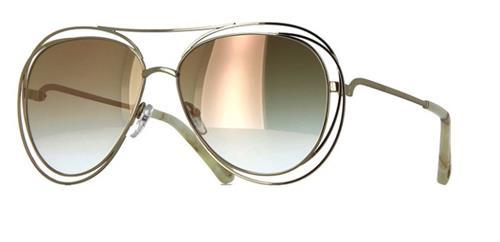 Óculos de Sol Feminino Chloé Carlina - CE134S 794
