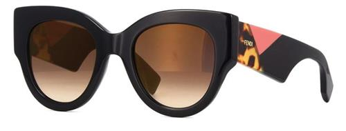 Óculos de Sol Feminino Fendi - FF0264 807 51JL