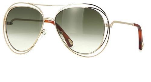 Óculos de Sol Feminino Chloé Carlina - CE134S 792