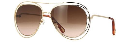 Óculos de Sol Feminino Chloé Carlina - CE134S 791