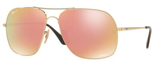 Óculos de Sol Unissex Ray Ban CHROMANCE - RB3587CH001/I061