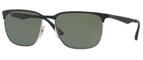 Óculos de Sol Unissex Ray Ban - RB3569.90049A59