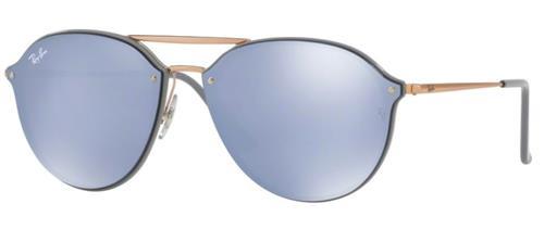 Óculos de Sol Unissex Ray Ban BLAZE DOUBLE BRIDGE - RB4292N.63261U62