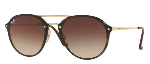 Óculos de Sol Unissex Ray Ban BLAZE DOUBLE BRIDGE - RB4292N.710/1362