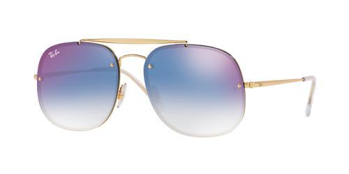 Óculos de Sol Unissex Ray Ban Blaze General - 0RB3583N 001/X058