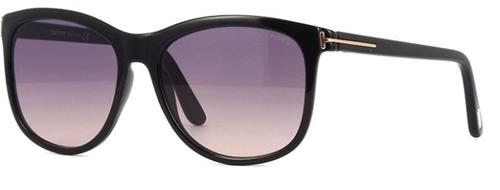 Óculos de Sol Feminino Tom Ford Fiona - TF567.01B56