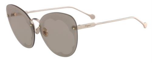 Óculos de Sol Feminino Salvatore Ferragamo - SF178S FIORE 718