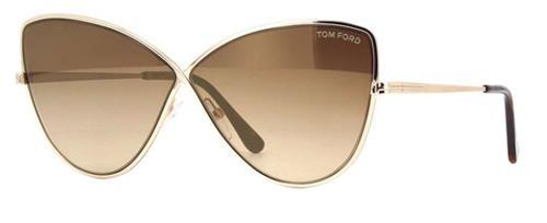 Óculos de Sol Feminino Tom Ford Elise - FT0569_6528G