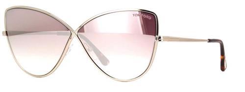 Óculos de Sol Feminino Tom Ford Elise - FT0569_6528Z