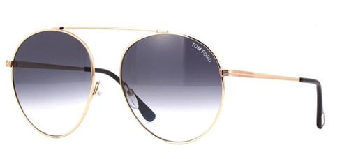 Óculos de Sol Feminino Tom Ford Simone - FT0571_5828B