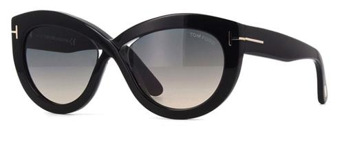 Óculos de Sol Feminino Tom Ford Diane - FT0577_5601B