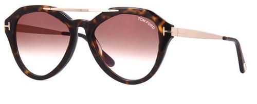 Óculos de Sol Feminino Tom Ford Lisa - FT0576_5452G
