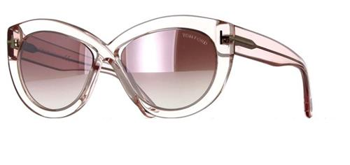 Óculos de Sol Feminino Tom Ford Diane  - FT0577_5672Z