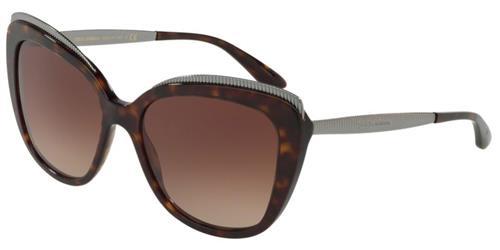 Óculos de Sol Feminino Dolce&Gabbana - 0DG4332 502/1357