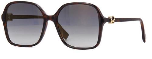 Óculos de Sol Feminino Fendi - FF 0287/S 086 58FQ