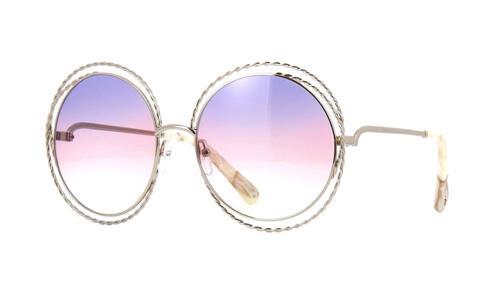 Óculos de Sol Feminino Chloé Carlina Twist     - CE114ST 779