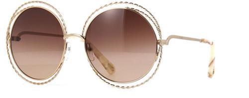 Óculos de Sol Feminino Chloé Carlina Twist - CE114ST 743