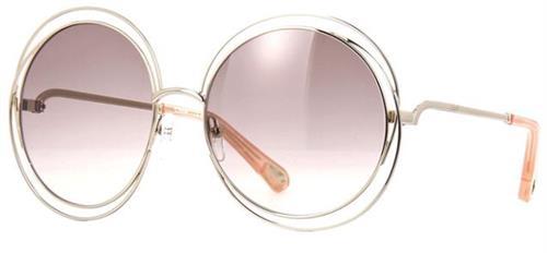 Óculos de Sol Feminino Chloé Carlina - CE114SD 724