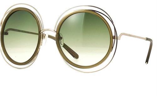 Óculos de Sol Feminino Chloé Coloured Carlina             - CE120S 750